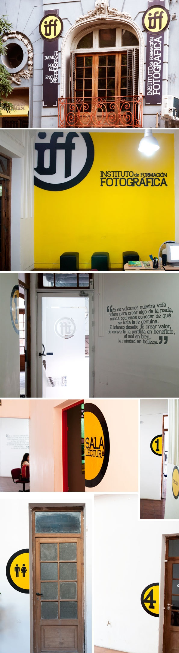 GRÁFICA DE ENTORNO by Metroymedio Almacén de Ideas , via Behance