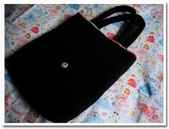 喪服のバッグ