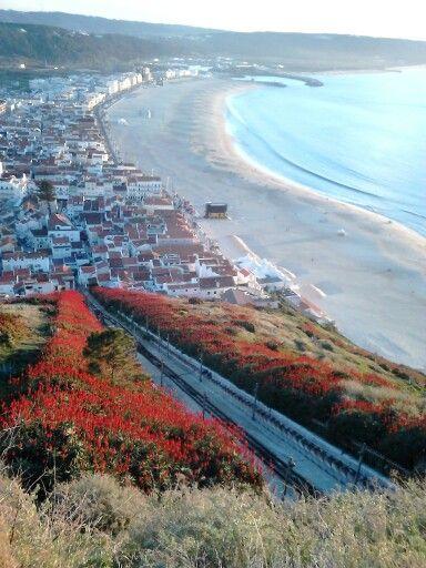 Nazaré, Portugal #Portugal