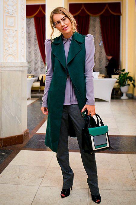 Ксения Собчак: 20 нарядов, на которые нельзя смотреть спокойно - Я Покупаю