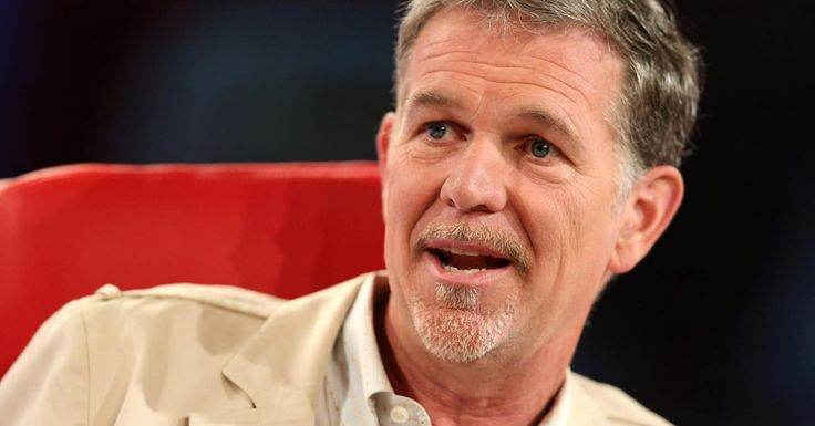 Amazon is 'awfully scary,' said Netflix CEO Reed Hastings #AppleNews #TechNews