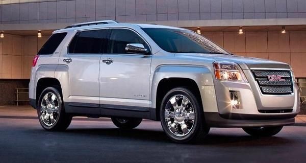 2017 GMC Terrain Redesign and Powertrain