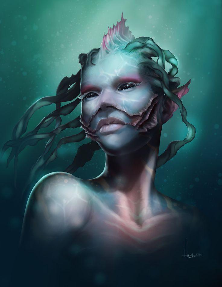 Visão geral - Página 2 79df8adf188f229984eb47baf2055534--evil-mermaids-mermaids-exist