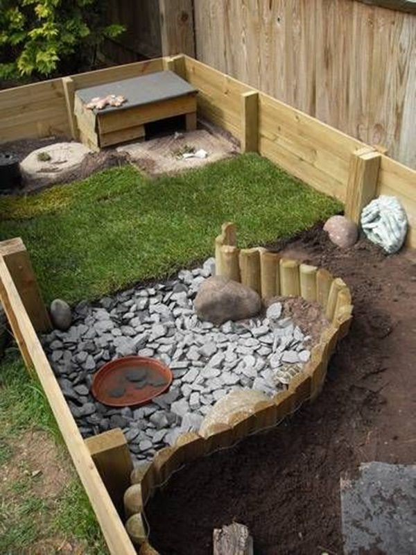 10 Beautiful Ideas of Tortoise Crate 1