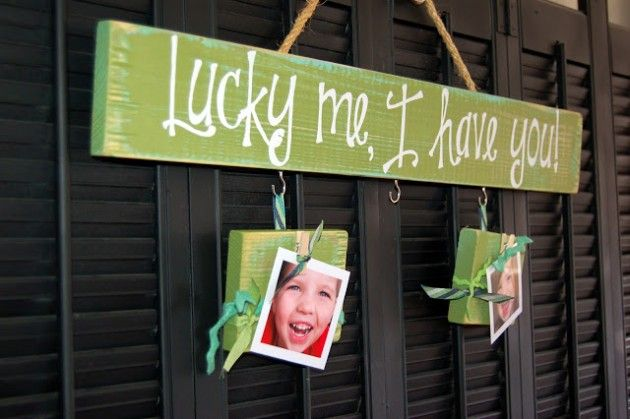 26 best images about st patricks day on pinterest luck for Irish decorations for home