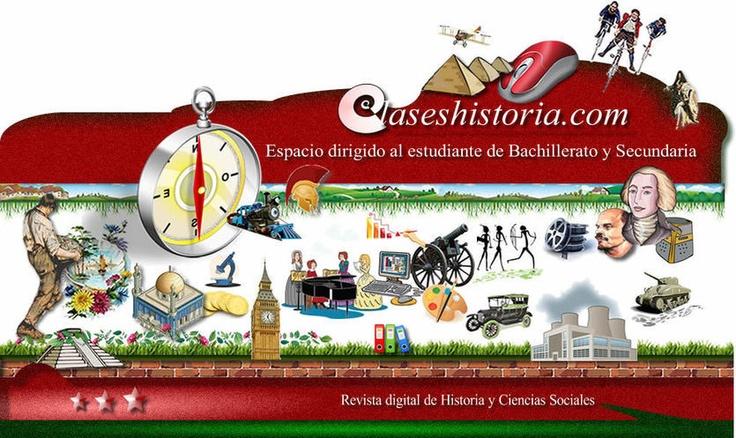 Portal de recursos para la enseñanza de la historia