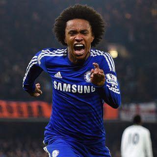 Blog Esportivo do Suíço:  CBF pede ao Chelsea que libere Willian para a Olimpíada