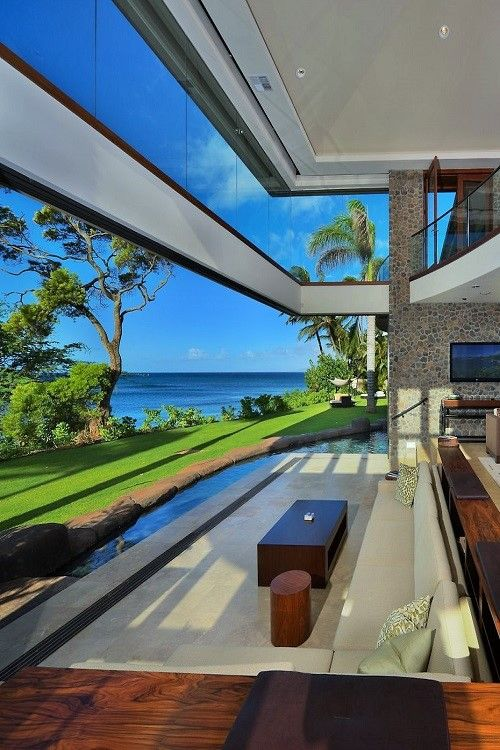 Stunning Luxury Residence by Arri LeCron in Hawaii