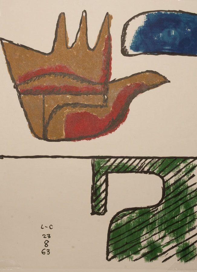 La Main Ouverte   Le Corbusier