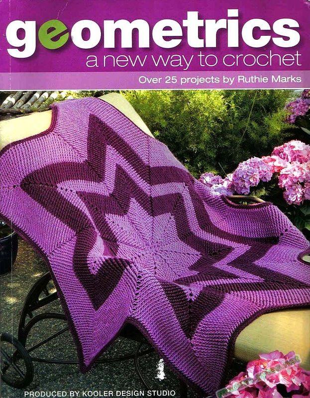 Mejores 695 imágenes de Crochet revistas en Pinterest | Revistas ...