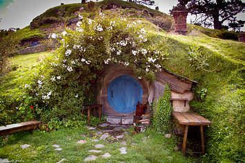 Cheap, Pre-Fab Hobbit Houses Are A Thing And They're Whimsical AF