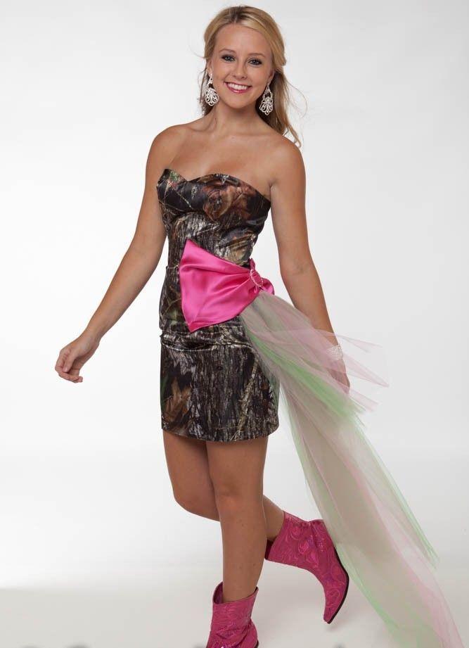 Best Cheap Camo Wedding Dresses