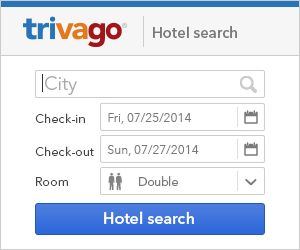 Find the Best Hotel Price - Trivago searches 200 booking sites and 700,000 hotels to find the best price for you!  Give it a try for your summer vacation.