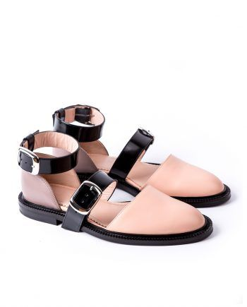 These statement sandals feature ankle straps, a comfortably low heel and oh-so-s…