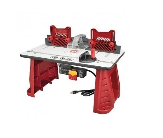 This Craftsman router table is an reasonable and versatile item for every wood hand. Whether you are working in your residence garage or basement or you are deceitful a workshop for your dealing, this router table is an brilliant option