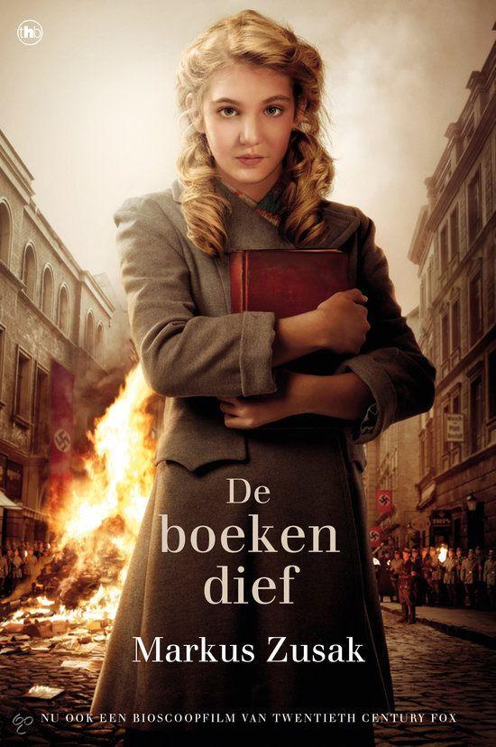 1/53 Markus Zusak-de boekendief ● Wanneer de Dood een verhaal vertelt, kun je maar beter luisteren.