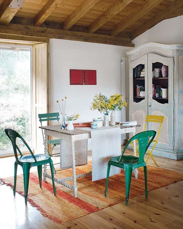 17 mejores ideas sobre madera de techos con vigas en - Vigas de decoracion ...