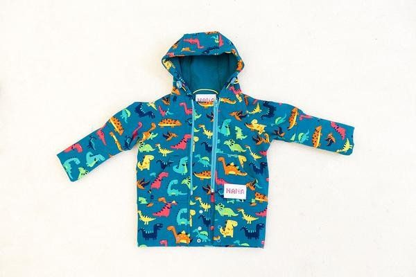 coat for kids-dinosaur – NANA wear