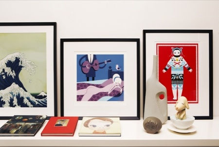 Dealers in contemporary pop art, low-fi surrealism, underground ink and alternative culture oddities, Outre Gallery hosts regular exhibitions from out-there artists.