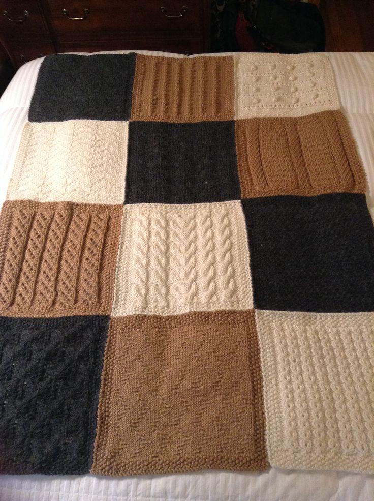 Mon premier tricot !