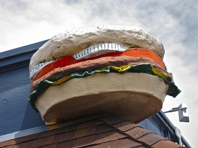 jacks burgers Santa Cruz - Oct 6
