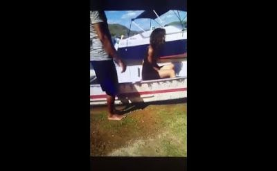 Vídeo mostra desespero de Camila Pitanga após Domingo Montagner ser levado por correnteza: ift.tt/2cBffeW