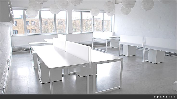Pure Life White Office Furniture Whiteofficefurniture