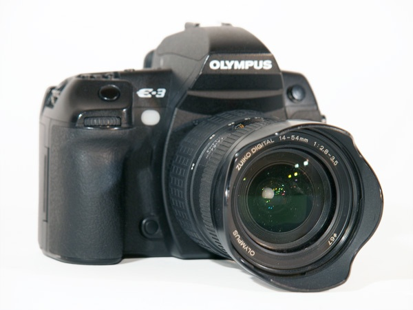 Olympus E-3 with Zuiko 14-54mm f/2.8-3.5