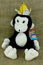 """Род-Айленд новинок ОБЕЗЬЯНКА шимпанзе банановая кожура на голову 13 """"плюшевые P12"""