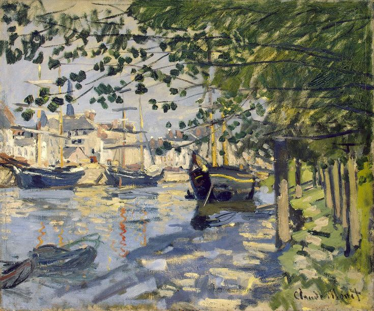 ♦️( 1840 – 1926 ) Impressionist : Oscar-Claude Monet : French : More Pins Like This At FOSTERGINGER @ Pinterest♦️