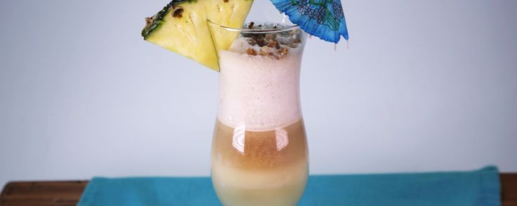 If you like Pina Coladas then you're going to absolutely love Clinton's Toasted Coconut Colada!