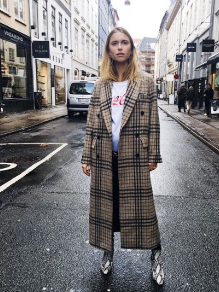 The High-Street Coat Every In-the-Know Girl Has Bought Already via @WhoWhatWearUK