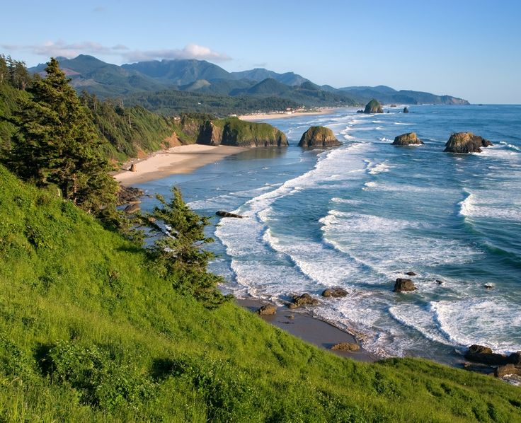 From the fishing city of Astoria to the tide pools of Yachats, the Oregon Coast is a rugged, unspoiled treasure that begins 90 minutes from Portland.