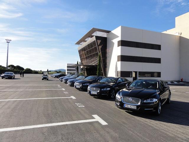 Jaguar Track Day 5 juin 2012, Circuit du Castellet