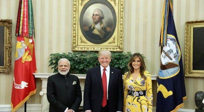 """Washington: Sending out a strong message to Pakistan, India and the US today urged the country to ensure that its territory is not used to launch cross-border terror strikes and to """"expeditiously"""" bring to justice the perpetrators of the 26/11 Mumbai and Pathankot attacks. Prime..."""