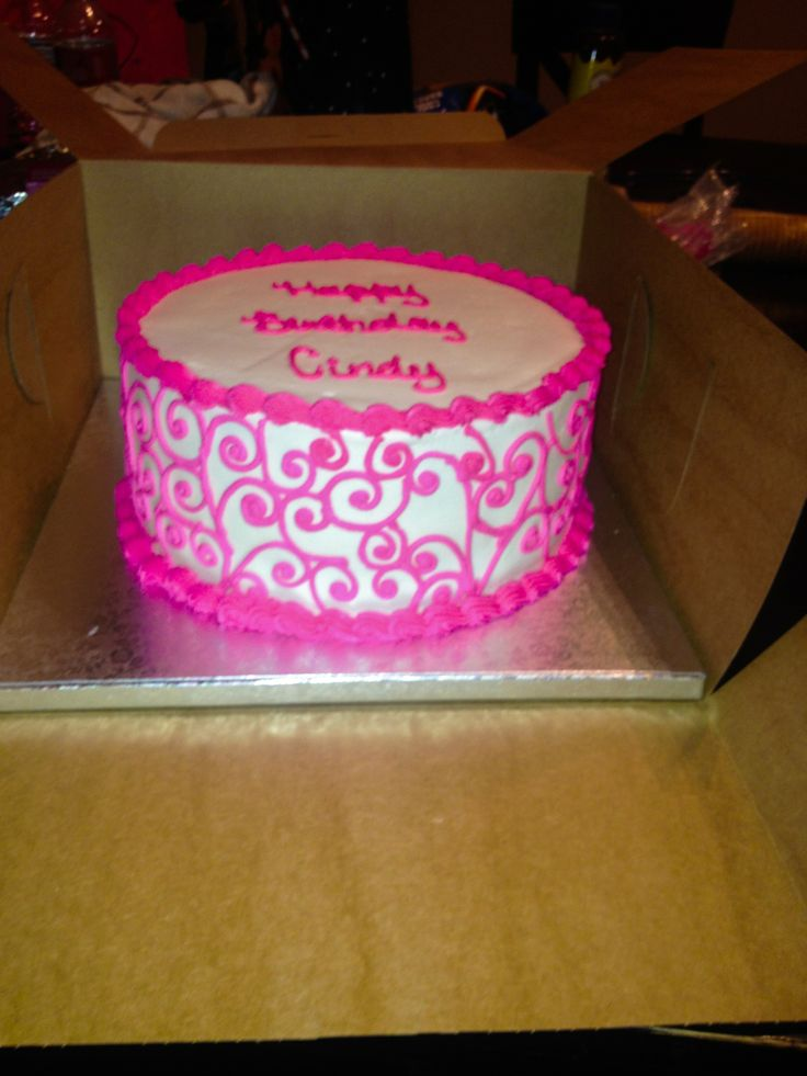 Best 25 Hot Pink Cakes Ideas On Pinterest Pink Cake