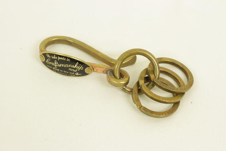 brass hook