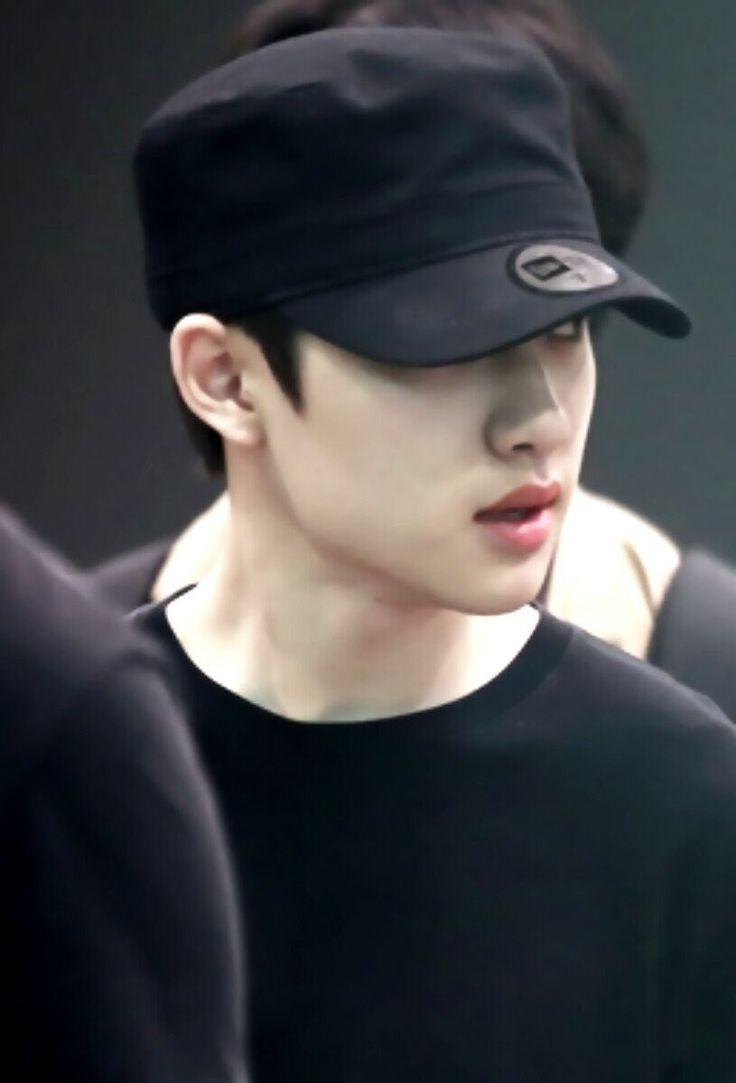 Barefaced kyungsoo
