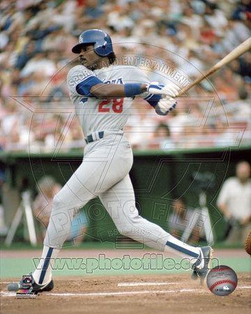 Los Angeles Dodgers - Pedro Guerrero Photo