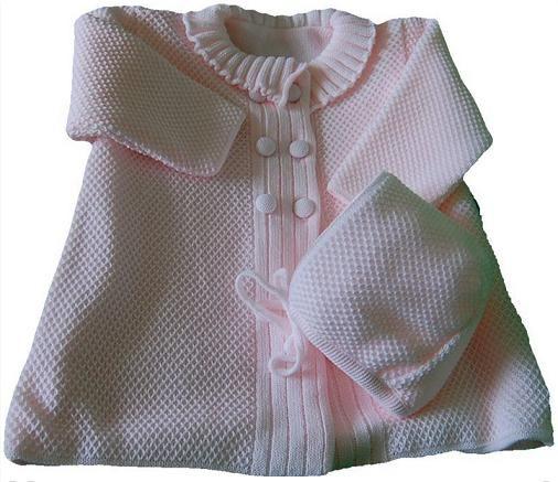 ropa de bebe en lana - Buscar con Google