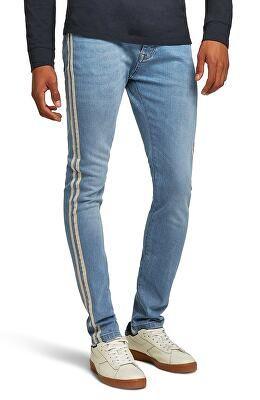 814ac1db TOPMAN Designer Tape Stretch Skinny Fit Jeans | Avivey (Style Lives ...