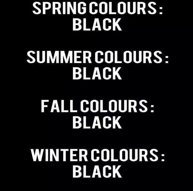 Best 25+ Black Color Quotes Ideas On Pinterest | Black Quotes Color Black And Black And White ...