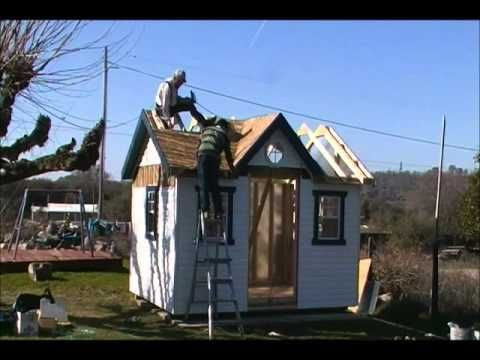 how is a backyard unlimited shed assembled this video shows you our