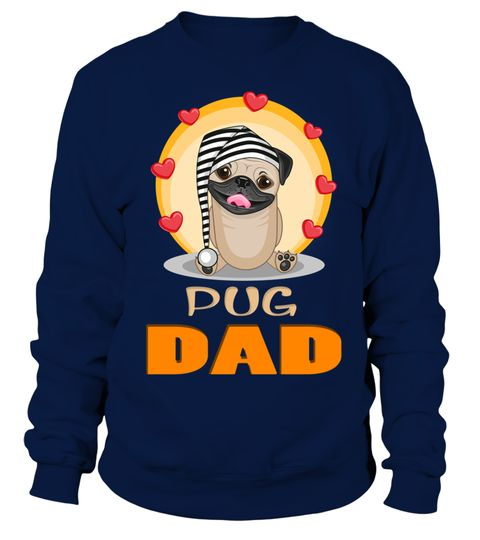 # Pug Dog with hearts Dad .  HOW TO ORDER:1. Select the style and color you want:2. Click Buy it now3. Select size and quantity4. Enter shipping and billing information5. Done! Simple as that!TIPS: Buy 2 or more to save shipping cost!Pug Dog with hearts DadThis is printable if you purchase only one piece. so dont worry, you will get yours.Guaranteed safe and secure checkout via:Paypal | VISA | MASTERCARD