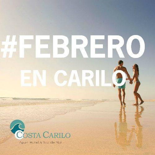 LAS VACACIONES CONTINÚAN EN FEBRERO!. TE ESTAMOS ESPERANDO!. #febrero #carilo #costacarilo #amocarilo