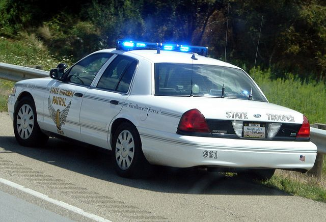 Ohio State Police Cars | photo
