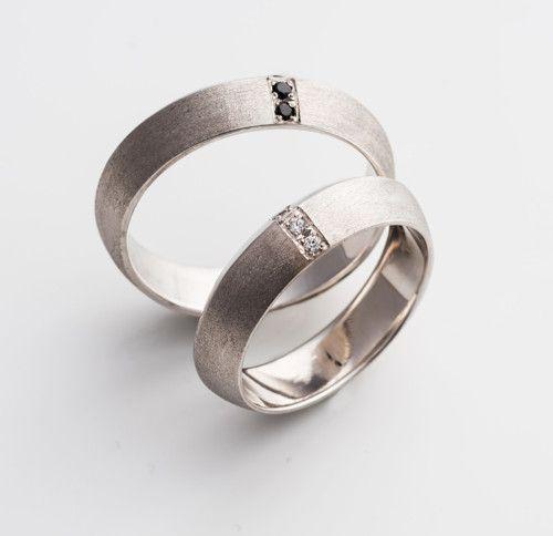 Ručně vypracované prsteny Acamar