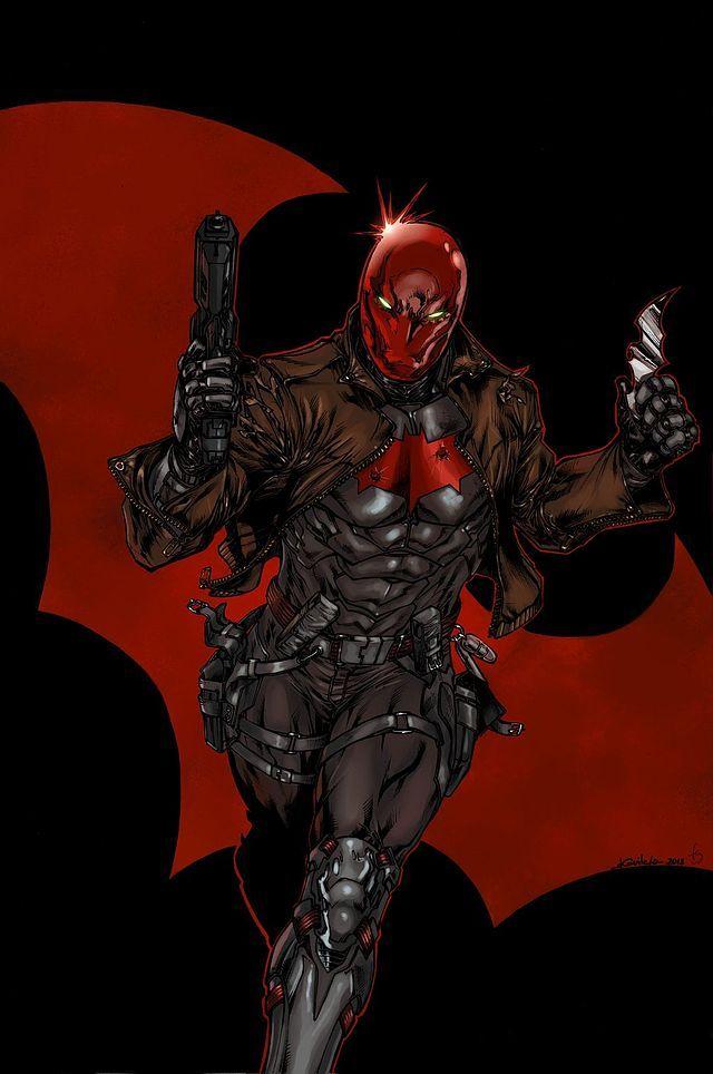 Red Hood/ Jason Todd