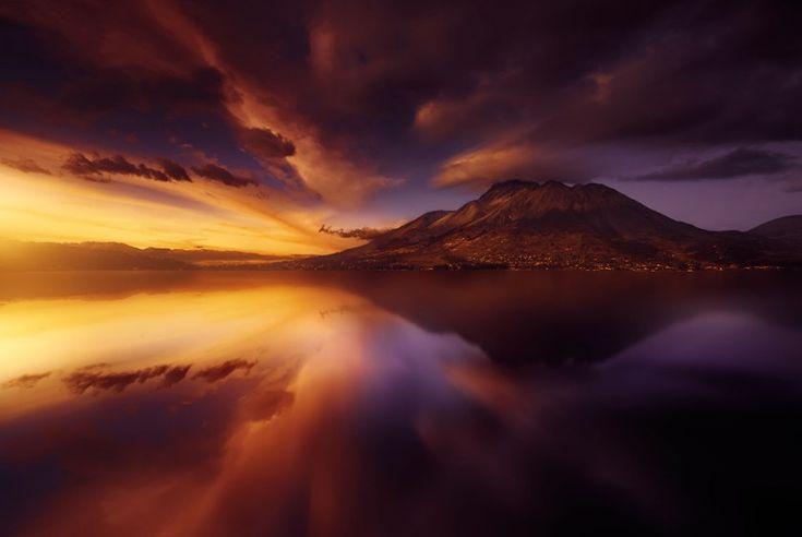 Last minute (Roundup of 25 Amazing Sunset Photographs on CrispMe)