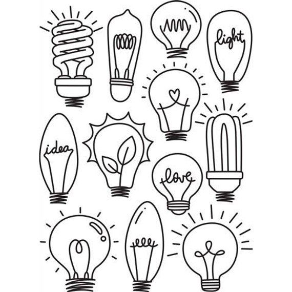 Discontinued – Darice® Embossing Folder Borders -Hand Drawn Mild Bulbs – 4.25 x 5.75 in, scrapbooking, card making, greeting playing cards